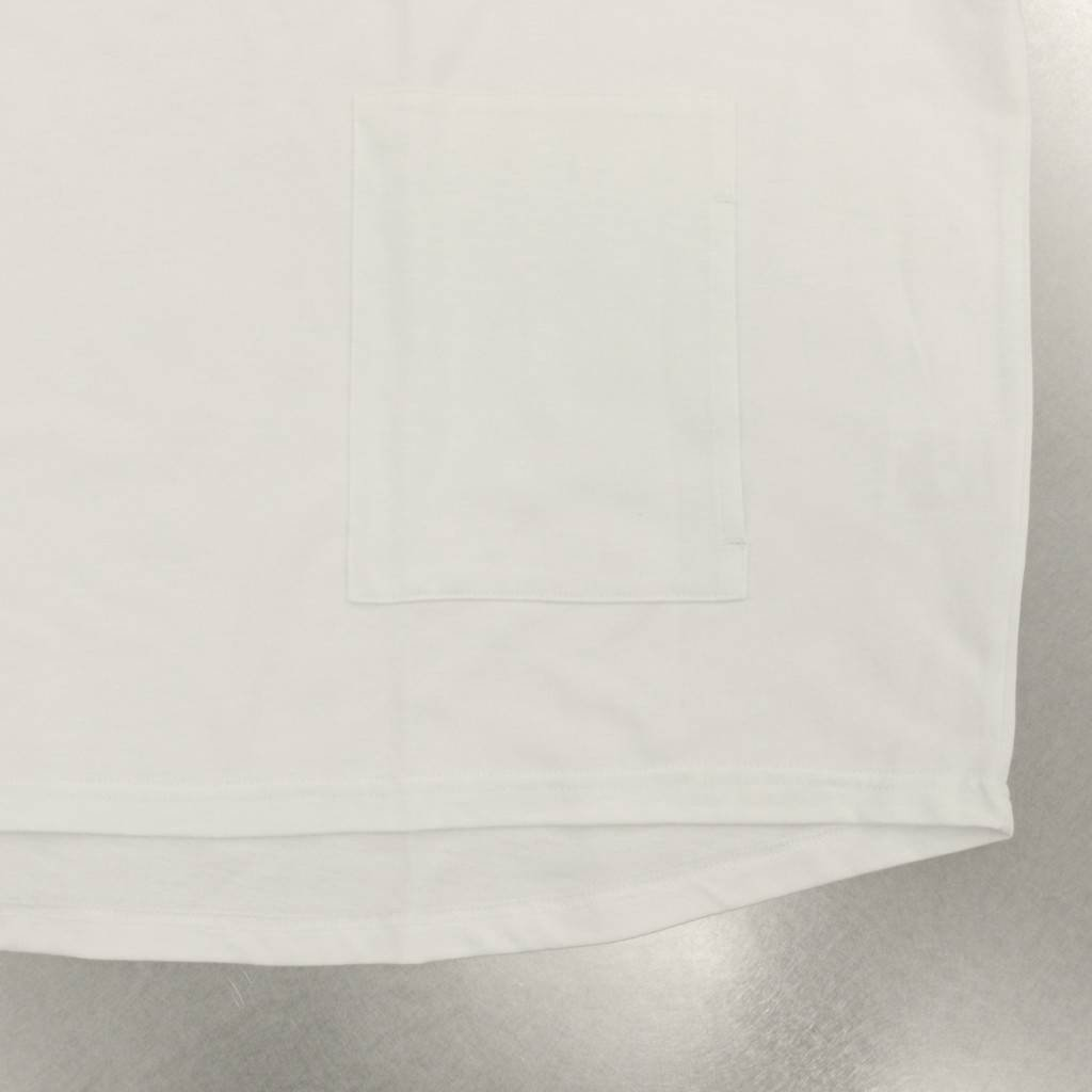 ACID LOGO 7 SLEEVE T-SHIRT #WHITE [SS21-T04]