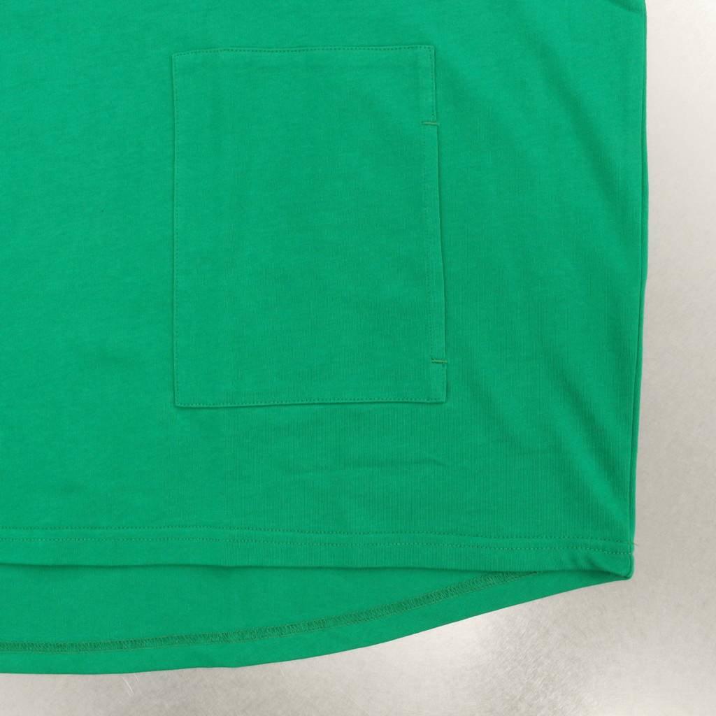 ACID LOGO 7 SLEEVE T-SHIRT #GREEN [SS21-T04]
