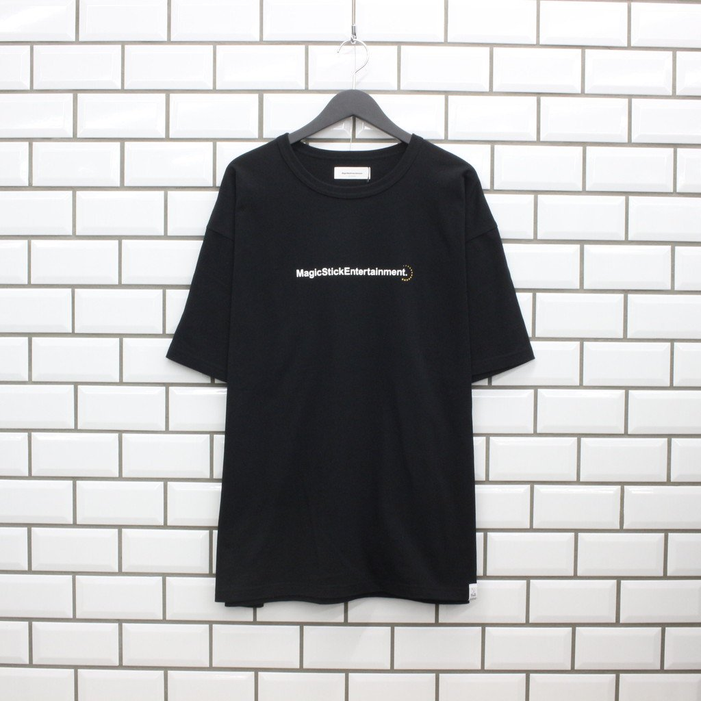 SHINE TEE #BLACK [21SS-MS4-042]