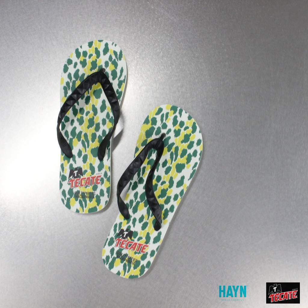 TECATE | HAYN | BEACH SANDALS TYPE 2 #YELLOW [TECATE-HAYN-WM-BS02]