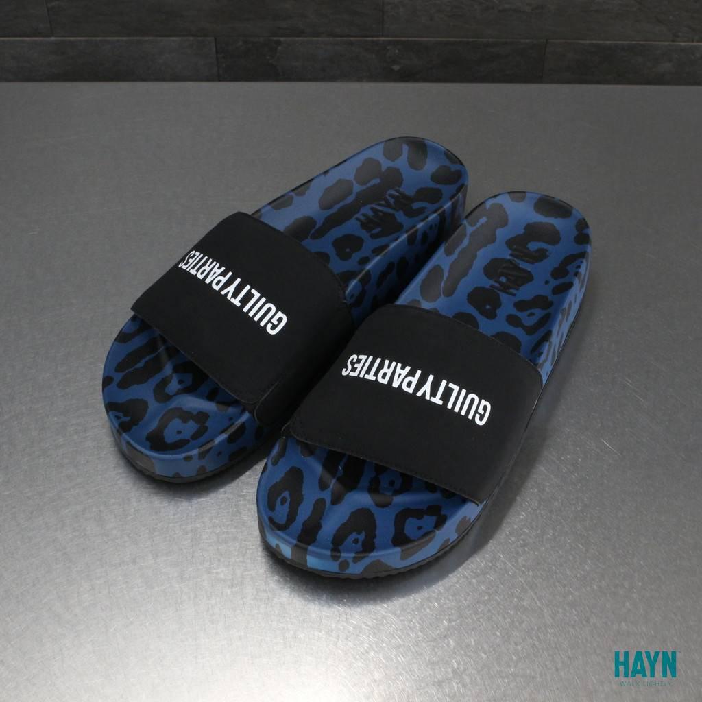 WACKO MARIA HAYN   SANDALS #BLUE [WMGP-HAYN-BS06]