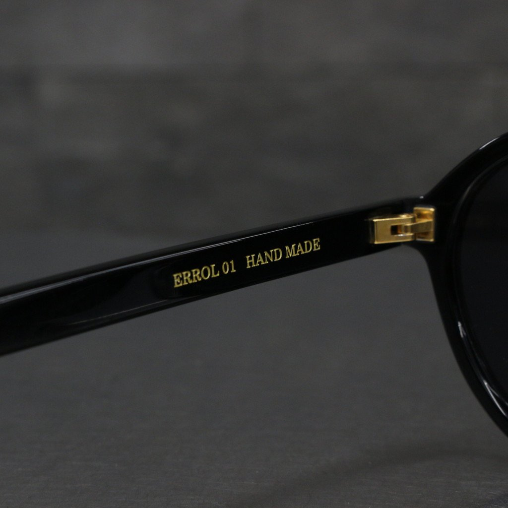 ERROL #SHINY BLACK [21SS-ERROL-01]