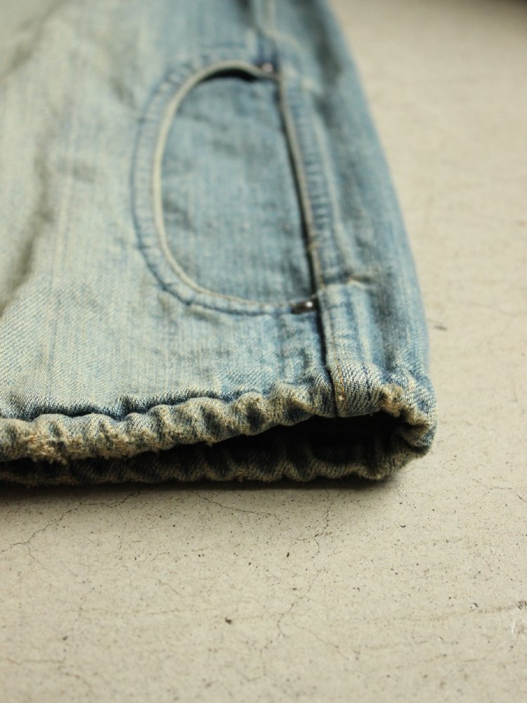 Nasngwam. | ナスングワム COUNTRY DENIM PARKA � #USED WASH