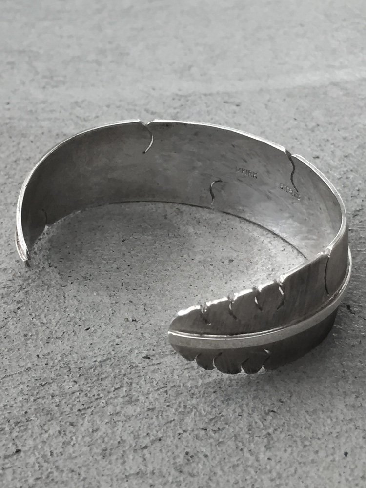 Indian Jewelry | インディアンジュエリー Isleta Bangle [Michael Kirk]