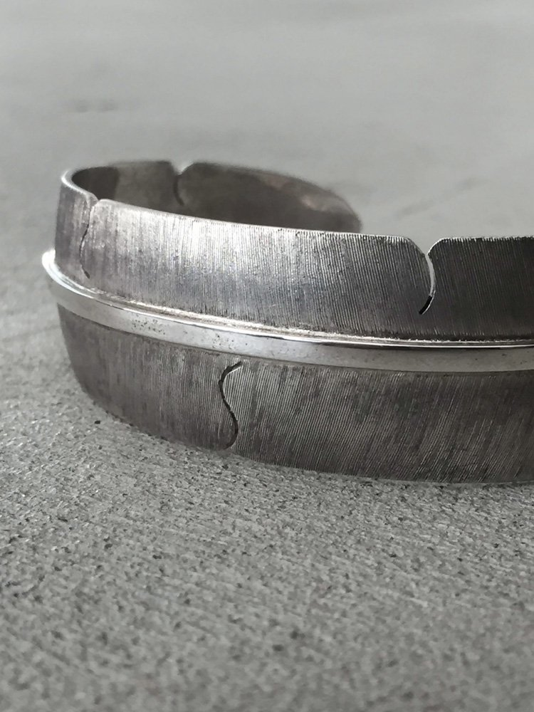 Indian Jewelry | インディアンジュエリー Michael Kirk / Isleta Bangle