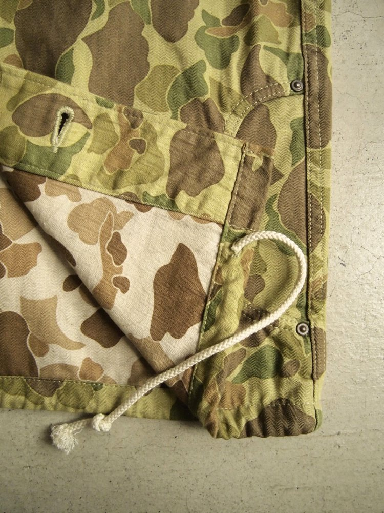 Nasngwam. | ナスングワム COUNTRY PARKA (EXCLUSIVE) #CAMO