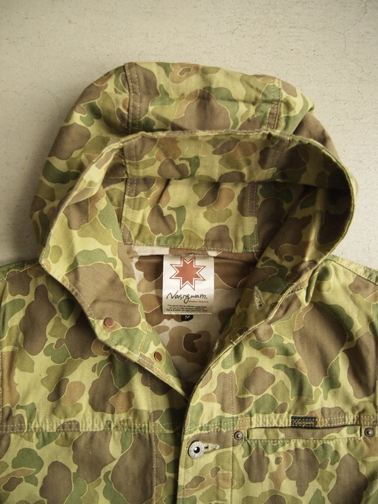 セール COUNTRY PARKA (EXCLUSIVE) #CAMO