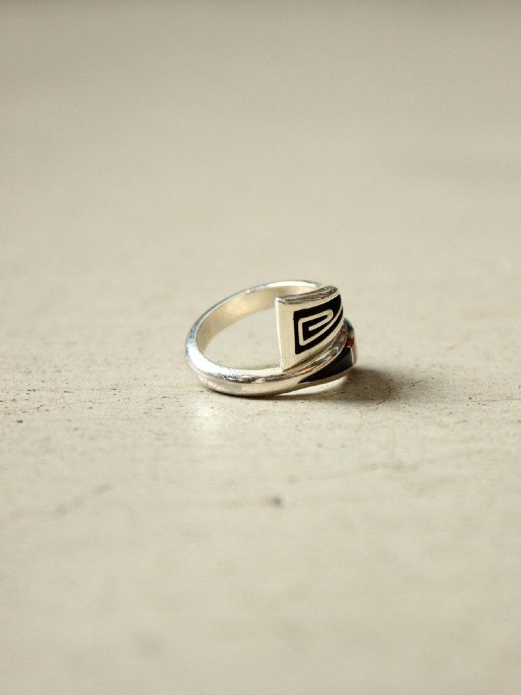 Indian Jewelry | インディアンジュエリー Navajo Ring [Albert Nells]
