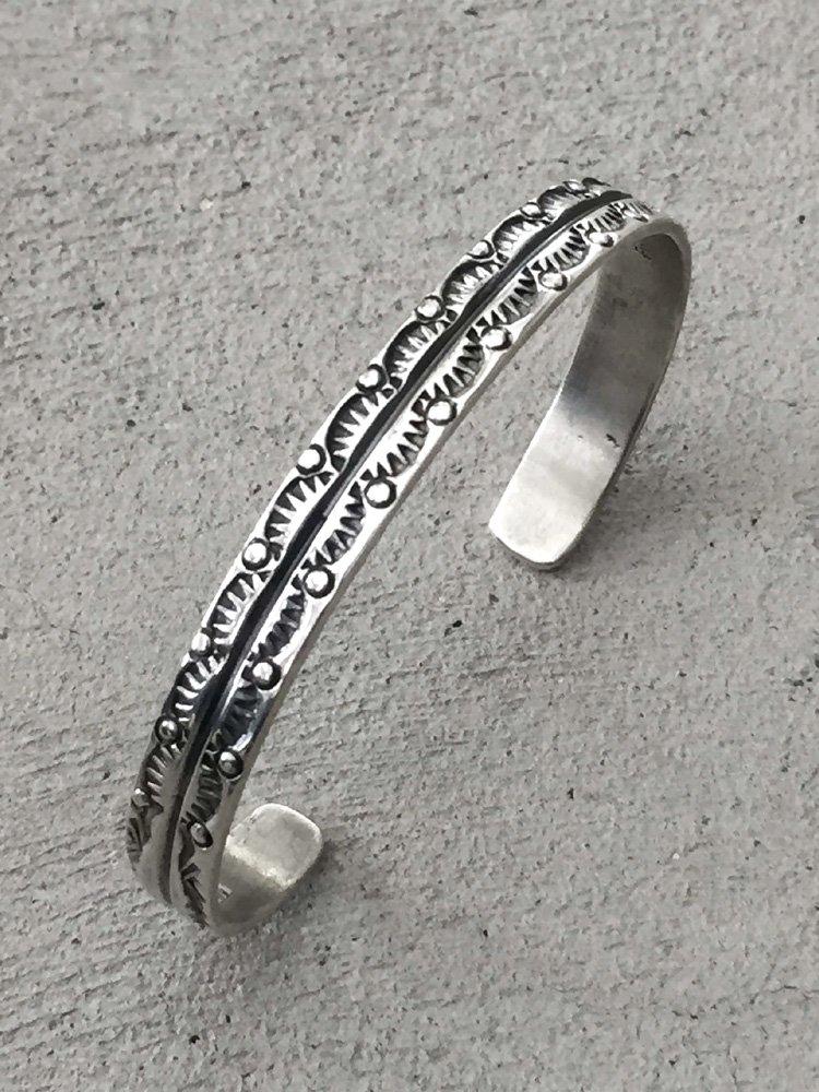 Indian Jewelry | インディアンジュエリー Henry Mariano / Navajo Bangle