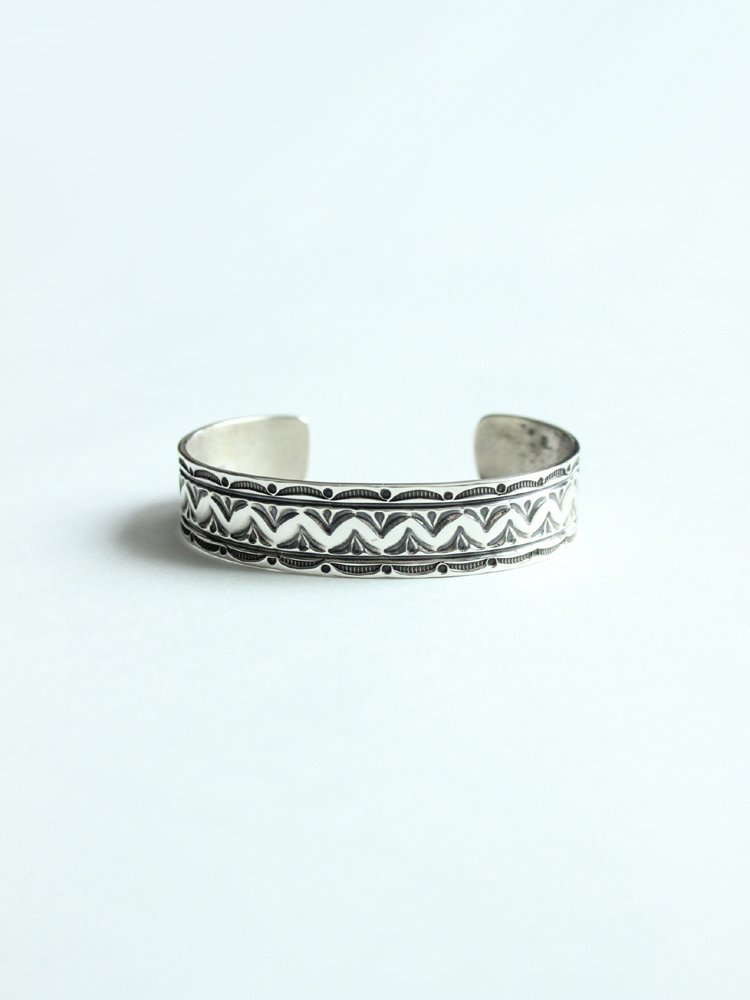 Indian Jewelry | インディアンジュエリー Navajo Bangle [Henry Mariano]