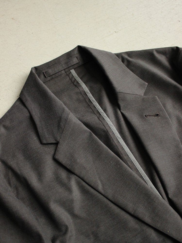 A Vontade | アボンタージ Lounge Jacket 2  #CHARCOAL