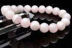 ピンクカルサイト 10mm ブレスレット_B153-10 天然石 卸売問屋 パワーストーン卸通販の福縁閣 ブレスレット 連ビーズ アクセサリー