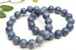 ブルーコーラル青珊瑚 10mm ブレスレット_B172-10