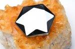 高純度 テラヘルツ鉱石 (大)六芒星(ダビデの星・ヘキサグラム) 30mm ペンダントトップ_R5505-13 天然石 卸売問屋 パワーストーン卸通販の福縁閣 ブレスレット 連ビーズ アクセサリー