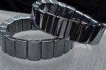テラヘルツ 17.5x14.5mm バングル_B340-10 天然石 卸売問屋 パワーストーン卸通販の福縁閣 ブレスレット 連ビーズ アクセサリー