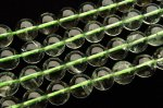 グリーンアメジスト 10mm 1連(約38cm)_RG4-10 天然石 卸売問屋 パワーストーン卸通販の福縁閣 ブレスレット 連ビーズ アクセサリー