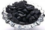 北海道産 ブラックシリカ  100グラム さざれ石_R5558-4 天然石 卸売問屋 パワーストーン卸通販の福縁閣