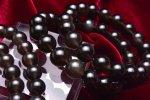 アイスオブシディアン 10mm ブレスレット_B474-10 天然石 卸売問屋 パワーストーン卸通販の福縁閣 ブレスレット 連ビーズ アクセサリー