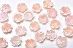 ピンクシェル 桜 10x3mm 3粒セット 粒売り バラ売り_T467