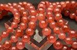 氷種 インカローズ 7mm ブレスレット_BG156-7 天然石 卸売問屋 パワーストーン卸通販の福縁閣 ブレスレット 連ビーズ アクセサリー