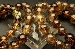 レインボースモーキーシトリンクォーツ 10mm ブレスレット_BG224-10 天然石 卸売問屋 パワーストーン卸通販の福縁閣 ブレスレット 連ビーズ アクセサリー
