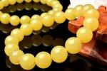 レモンストーン 9.5mm ブレスレット_BG1432-95