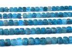 ブルーアパタイト キューブカット 4mm 1連(約38cm)_RG254
