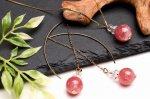 パワーストーン福袋「恋愛の石」インカローズ 高品質2点セット (お一人様一点限り)_A1118
