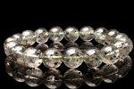 【50%OFF★決算セール】【1点物】結晶型! アンフィボールインクォーツ 10.5mm ブレスレット_H9173