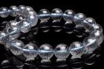 ブラックトルマリンインクォーツ 11.5mm ブレスレット_B940-115
