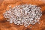 ハーキマーダイヤモンド(小)10g 3-8mm 原石 計り売り_C536-1