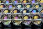 6mm 水晶レインボーオーラ 1連(約38cm)_R9 天然石 卸売問屋 パワーストーン卸通販の福縁閣 ブレスレット 連ビーズ アクセサリー