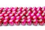 ピンクタイガーアイ 16mm 1連(約38cm)_R135 天然石 卸売問屋 パワーストーン卸通販の福縁閣 ブレスレット 連ビーズ アクセサリー