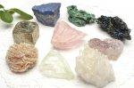 【選べる】 いろいろ選べる鉱石標本 20種類 一粒売り [RU7114]_op