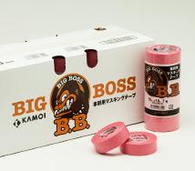 カモ井 / マスキングテープ BIG BOSS