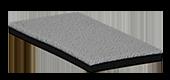 クリスタルプロセス / ルームクリーナーブラシ 5mm厚タイプ