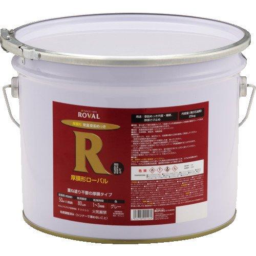 ROVAL / 厚膜ローバル 25kg