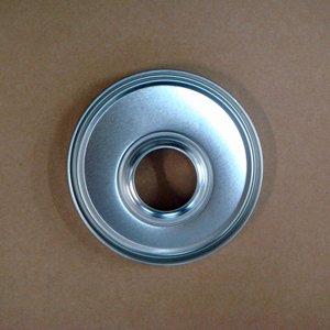 丸1/4G缶用 口付きフタ (ロックペイント製品サイズ 丸1/4G缶用)