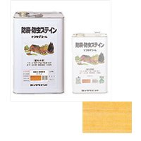 ロックペイント / 085-0001 ナフタデコール オフカラー 16L