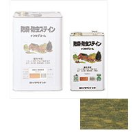 ロックペイント / H85-0006 ナフタデコール グリーン 4L