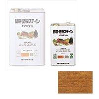 ロックペイント / H85-0010 ナフタデコール オリーブ 4L
