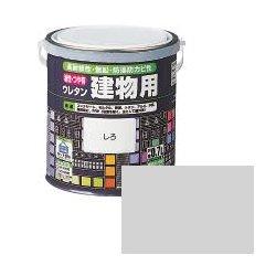 ロックペイント / H06-0536 油性・つや有ウレタン建物用 銀 0.7L