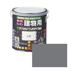 ロックペイント / H06-1601 油性・つや有ウレタン建物用 ねずみいろ 0.7L