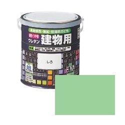 ロックペイント / H06-1603 油性・つや有ウレタン建物用 うすみどり 0.7L