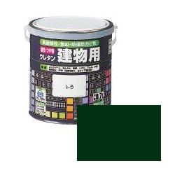 ロックペイント / H06-1614 油性・つや有ウレタン建物用 みどり 0.7L