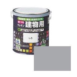 ロックペイント / H06-1619 油性・つや有ウレタン建物用 うすねずみ 0.7L