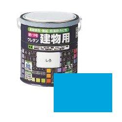 ロックペイント / H06-1627 油性・つや有ウレタン建物用 うすそら 0.7L