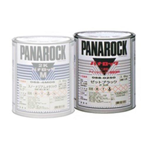 ロックペイント / 088-0011 パナロック ビビットレッド 0.9kg