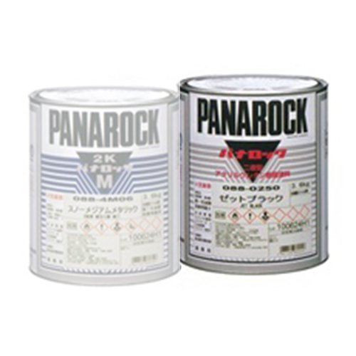 ロックペイント / 088-0030 パナロック チンチングブラック