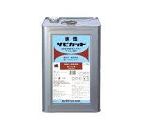 ロックペイント / 061-5530 水性サビカット 主剤 赤サビ色 14kg
